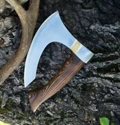 10 Pcs Lot Custom Hand Forged Mini Viking Tomahawk Axe Stainless Steel Camping