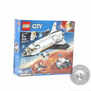New Lego City Space Mars Research Shuttle 60226 Building Kit - 273 Pieces