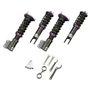 For Volvo S40 05-12 0-2 X 0-2 Rs Series Front And Rear Lowering Coilover Kit