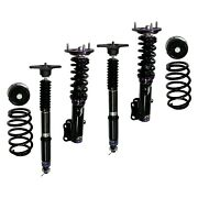 For Mazda 3 14-17 0-2 X 0-2 Rs Series Front And Rear Lowering Coilover Kit