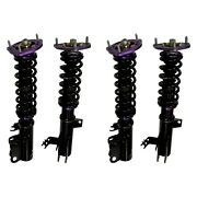 For Toyota Camry 12-17 Coilover Kit 0-2 X 0-2 Rs Series Front And Rear