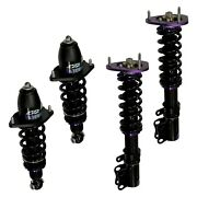 For Scion Tc 05-10 0-2 X 0-2 Rs Series Front And Rear Lowering Coilover Kit