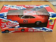 9 Signed Autographs 118 Dukes Of Hazzard Authentic George Barris General Lee