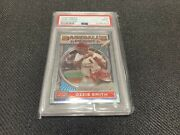 1993 Topps Finest Refractor 28 Ozzie Smith Psa 9 Offer Welcome Will Combine Ship