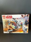 Lego Star Wars Jedi And Clone Trooper Battle Pack Set 75206 New Sealed In Box