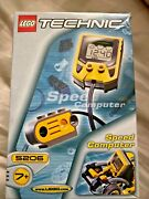 Lego Technic Speed Computer 5206 - New In Box - Vintage Item