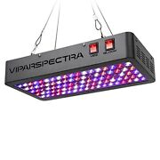 With Daisy Chain,veg And Bloom Switches, Full Spectrum 450w Led Grow Light