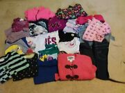 Lot Of 26bgirls Sz 5,5/6 6x Casual Clothing Outfits Justice, Place, Nike Lularue
