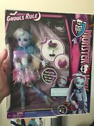 Monster High Ghouls Rule Abbey Bominable Walmart Exclusive Doll