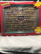 Hasbro Pokemon Collectors Case 151 Figures Rare Brand New Only Opened For Pics