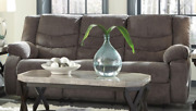 3 Piece Living Room Set - Two Reclining Sofas And One Reclining Love Seat