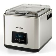 Nib Sousvide Supreme Touch+ With Complete Starter Pack Vacuum Sealer Pouches