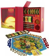 Genuine / Settlers Of Catan 3d Edition / Brand New / Ships Fast / Trusted Seller