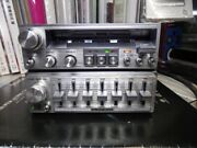 Pioneer Kp-707g Component Car Stereo And Cd-5 GM-4x Amplifier Set Used