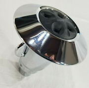 Delta Faucet 2-spray H2okinetic Technology Shower Head Chrome 75152