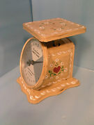 Vintage Original Hand Painted American Family Scale