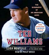 Ted Williams The Biography Of An American Hero By Leigh Montville Used