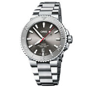 Menand039s Watch Oris Aquis Date Relief New And Original