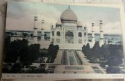 12 Old Vintage Picture Post Cards Of Indian Cities From India 1930