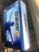 Guitar Hero Live Bundle Playstation 4 Game And 2 Guitars New Factory Sealed Ps4