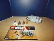 Lego Star Wars 75136droid Escape Pod - 100 Complete - With Manual