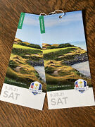 2 Ryder Cup Tickets 300 Per Ticket