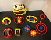 Vintage Baby Lot Rattles Toys Duplo 2020 Fisher Price Busy Ball Mcdonalds