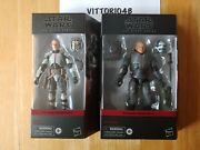 Star Wars Black Series The Bad Batch Wrecker And Tech