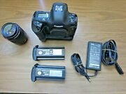 Canon Eos 1ds Mark Ii Dslr Camera Body 16.7mp With Lens And Accessories
