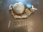 08 Kawasaki Kfx450r Inner And Outer Clutch Cover With Bolts B5600