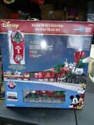 Lionel 6-83964 Mickeyand039s Holiday To Remember Train Set O 027 Lcbluetooth