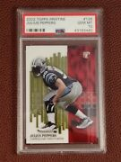 Julius Peppers 2002 Topps Pristine Psa 10 Rookie 136 Rc /999 Low Pop