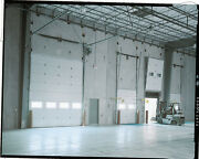 Duro Steel Amarr 2402 Series 14and039 Wide By 10and039tall Commercial Overhead Garage Door