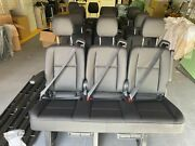 Brand New Never Used 2020 Mercedes Benz Sprinter Leather Seats With Seat Tracks