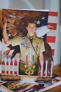 Bsa Boy Scout 7 Eagle Cards Envelopes Court Of Honor Ceremony Invitations Thank