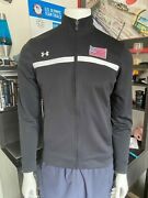 Under Armour Us Speed Skating National Team U.s.a Podium Jacket Size Small