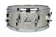 Sonor Vintage Series 14x 6.5 Snare Vintage Silver Glitter 6mm Beech Shell