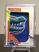 2021 Immaculate Collection - Kyle Pitts - Cap Patch /12 - Gators - Falcons Rc