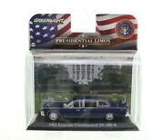 Greenlight Collectibles 1961 Lincoln Continental Ss-100-x Presidential Limo Nip