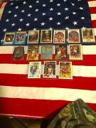 Beautiful Micheal Jordon Card Collection. Lot Of 105 Cards From 1989-1997.