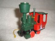 Lgb Lehmann 990 Red And Green Merry Christmas Stainz Gnomy Steam Loco Brand New
