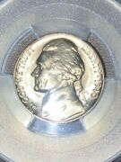 Superb 1940 D Pcgs Ms66 Fs Jefferson Nickel W/ Strong Strike And Blinding Luster