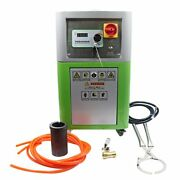 Medium Frequency Melting Furnace Machine Gold Silver Copper Molds Jewelry Castin