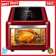 Eagle 17qt 1800w 8-in-1 Family Size Air Fryer Countertop Oven, Rotisserie, Dehyd