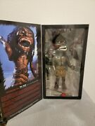 Trilogy Of Terror Zuni Fetish Warrior Statue New Hollywood Collectible Group Nib