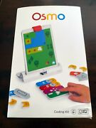 Osmo Coding Starter Kit For Ages 6+ Made For Use With Ipad