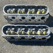 799 243 Ls Lsx Cylinder Heads Pair Complete Ls1 Ls6 5.3 5.7 6.0 Cathedral Port