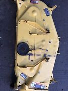"""John Deere 46 """" Replacement Deck110 112 210 212 214 216 Pick Up In Ct Only"""