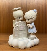 Precious Moments - No Tears Past The Gate, Chapel Exclusive - Extremely Rare