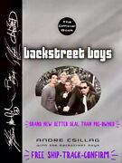 Backstreet Boys Official Book Brand-spanking New Anore Csillag 2000 Hardcover